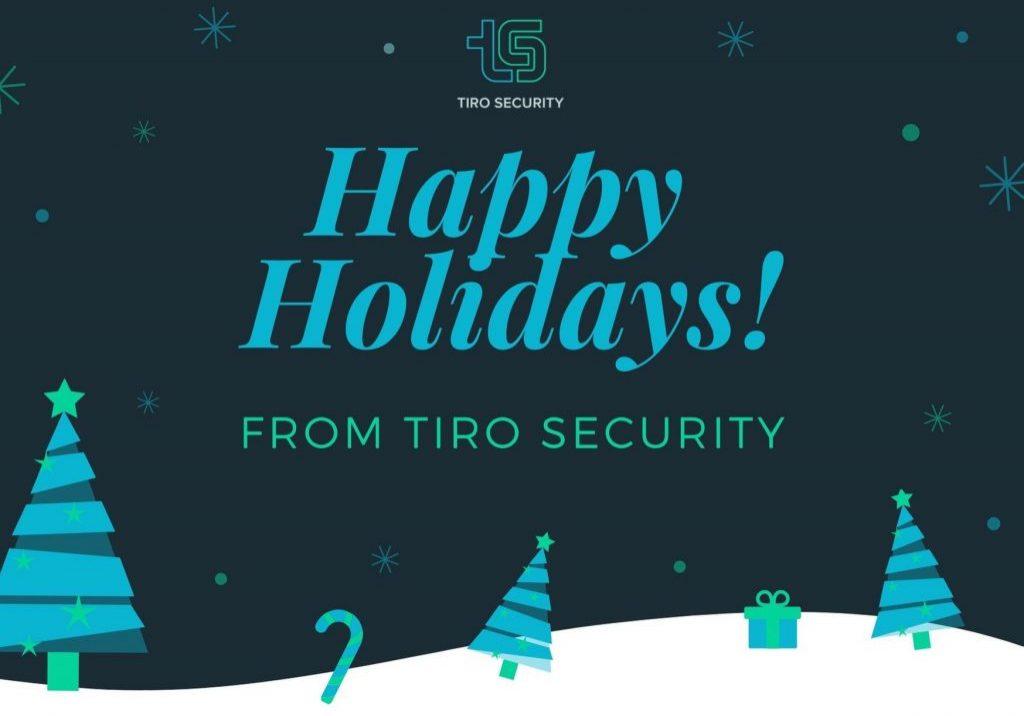 Tiro Holiday Post #2