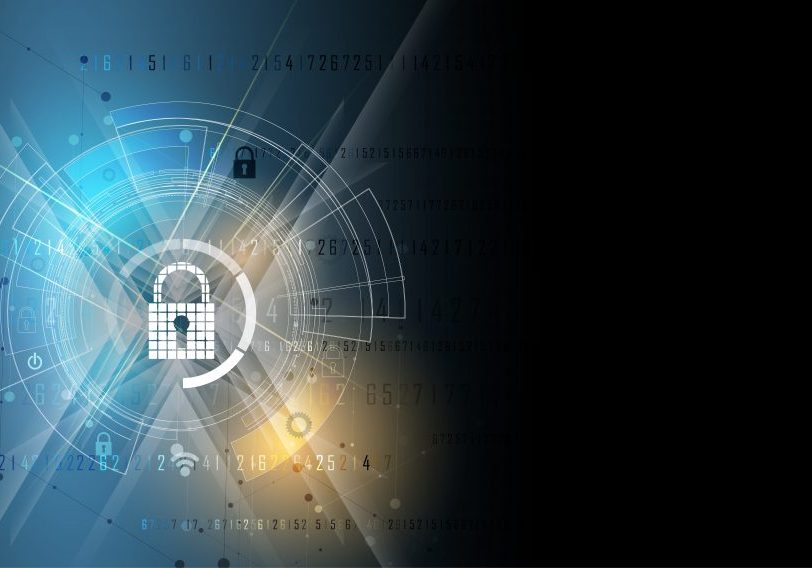 Cybersecurity,And,Information,Or,Network,Protection.,Future,Cyber,Technology,Web
